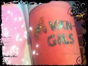 glitter tattoo s